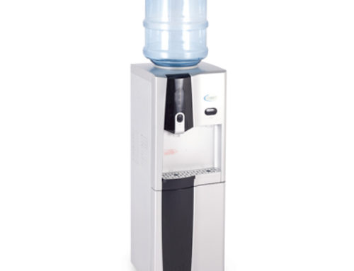 Frost HH2010 PC – Free Standing Water Dispenser with 16lt built-in fridge