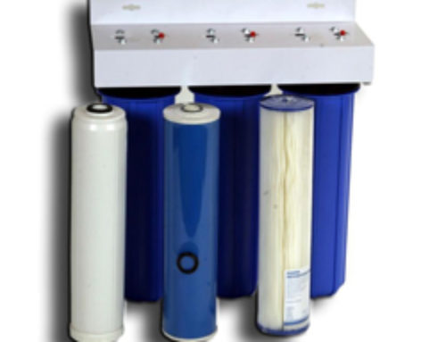 Big Blue Filtration System
